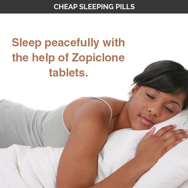 Understanding Insomnia And Treating It With Cheap Zopiclone
