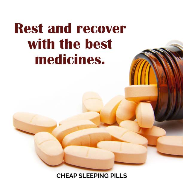 Avoid Insomnia with Strong Sleeping Pills