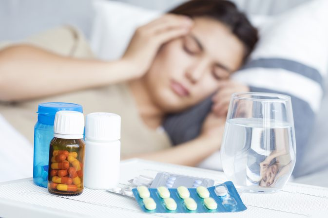 Use Sleeping Tablets to Find Healthy Sleep
