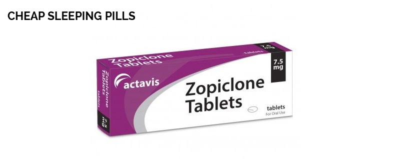 Why You Should Buy Zopiclone Today