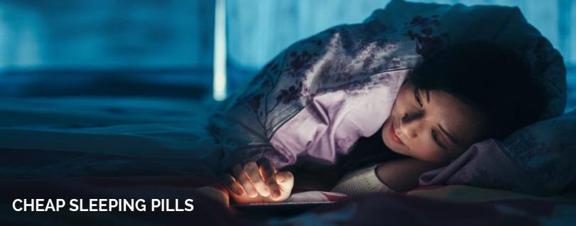Buy Sleeping Pills Online for Sleep Loss