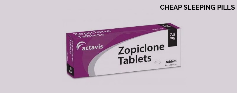 Now You Can Buy Zopiclone Online