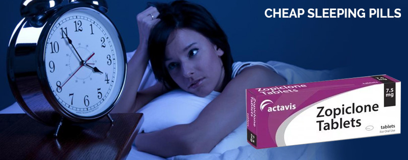 Buy Zopiclone for Reliable Relief from Insomnia