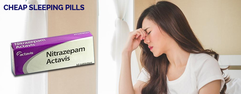 Buy Mogadon 10mg Online to Treat Insomnia