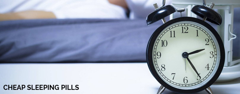 Treat Insomnia by Buying Sleeping Pills Online