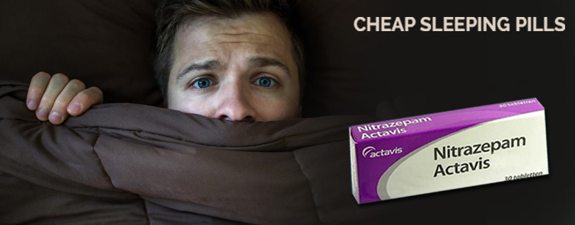 Buy Mogadon 10mg Online through us to Treat Insomnia