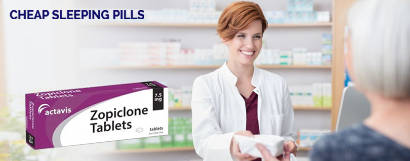 Buy Zopiclone in the UK and EU
