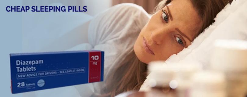 Start Using Cheap Diazepam to Treat Insomnia