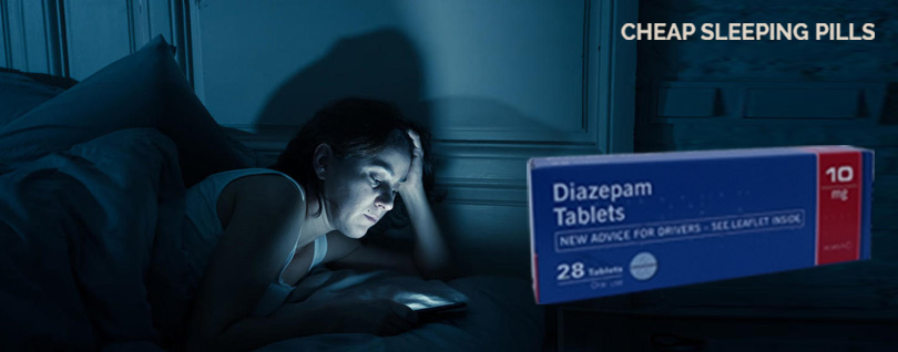 Buy Diazepam 10mg for Effective Insomnia Treatment