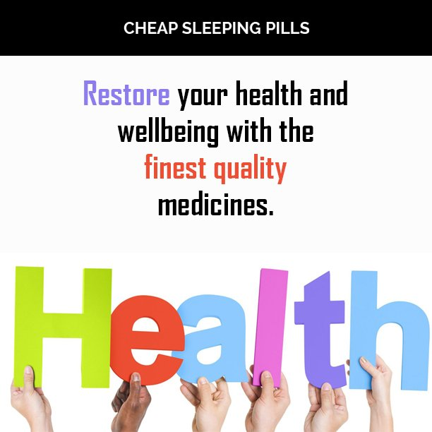 When You Can't Sleep, Turn to Sleeping Tablets for Fast and Effective Relief